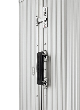 Detail View - Click To Enlarge - RIMOWA - Classic Flight Multiwheel® (Silver, 89-litre)