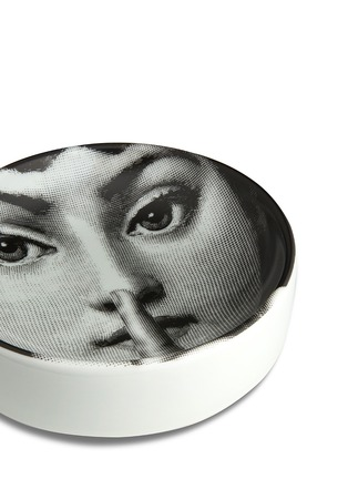 Detail View - Click To Enlarge - Fornasetti - Themes and Variations round ashtray #334