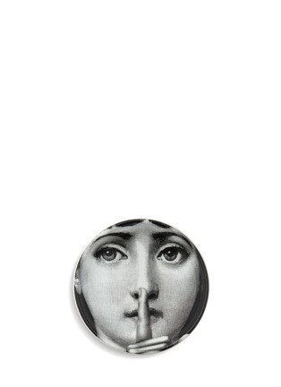 Main View - Click To Enlarge - Fornasetti - Themes and Variations round ashtray #334