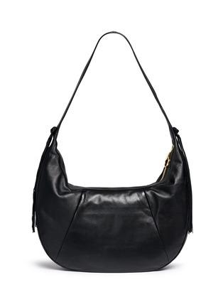 Back View - Click To Enlarge - Elizabeth and James - 'Zoe' large leather hobo bag