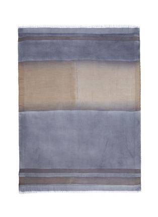 Main View - Click To Enlarge - Faliero Sarti - Ombré cashmere-modal-silk scarf