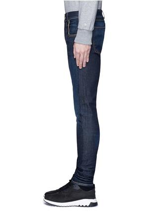 Detail View - Click To Enlarge - RAG & BONE - 'Fit 1' dark wash skinny jeans