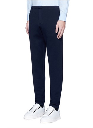 Front View - Click To Enlarge - Marni - Elastic waist and cuff jogging pants