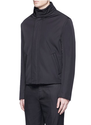 Front View - Click To Enlarge - Maison Margiela - High neck puffer jacket