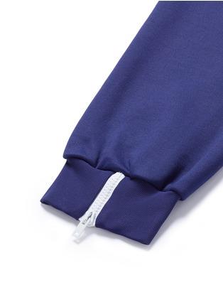 Detail View - Click To Enlarge - MAISON MARGIELA - Zip cuff jogging pants