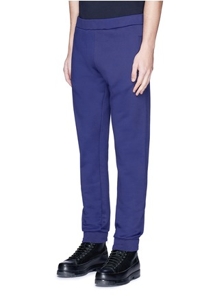 Front View - Click To Enlarge - Maison Margiela - Zip cuff jogging pants