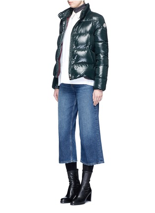 Figure View - Click To Enlarge - MONCLER - 'Brethil' padded down jacket