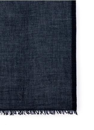 Detail View - Click To Enlarge - Faliero Sarti - 'Dianetta' cashmere-silk scarf
