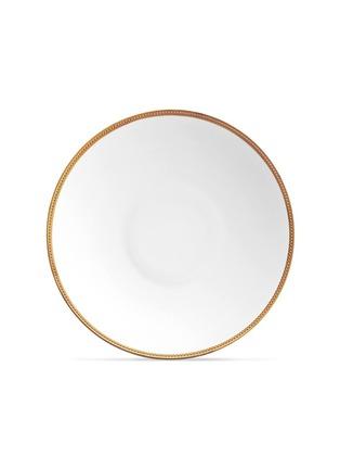 Main View - Click To Enlarge - L'OBJET - Soie Tressée large coupe bowl – Gold