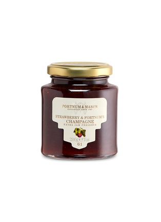 Main View - Click To Enlarge - Fortnum & Mason - Strawberry & Fortnum's champagne preserve