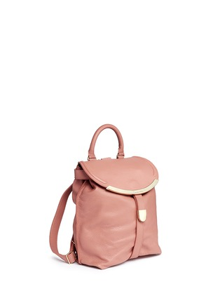Front View - Click To Enlarge - See by Chloé - 'Lizzie' leather backpack