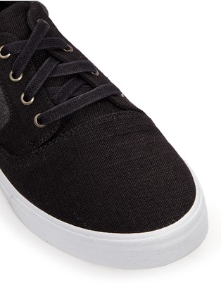 Detail View - Click To Enlarge - 90294 - 'Valdez' combo sneakers