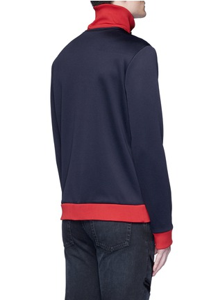 Back View - Click To Enlarge - Gucci - Bee embroidery track jacket
