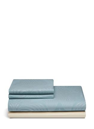Main View - Click To Enlarge - FRETTE - Palmette king size duvet set