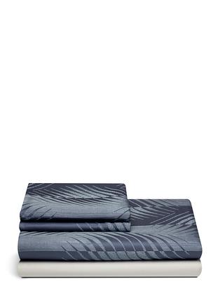 Main View - Click To Enlarge - Frette - Luxury Fern king size duvet set