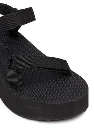 Detail View - Click To Enlarge - Teva - x HonestlyWTF 'Flatform Universal' DIY sandals