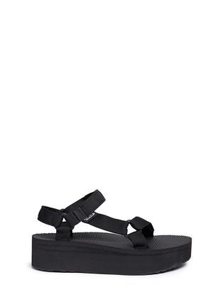 Main View - Click To Enlarge - Teva - x HonestlyWTF 'Flatform Universal' DIY sandals