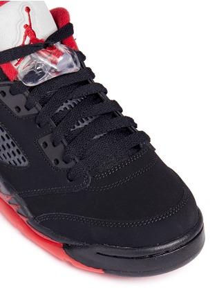 Detail View - Click To Enlarge - Nike - 'Air Jordan 5 Retro Low' sneakers