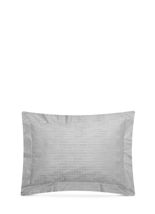 Main View - Click To Enlarge - Frette - Labyrinth standard sham