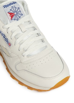 Detail View - Click To Enlarge - Reebok - 'Classic Leather Vintage' sneakers