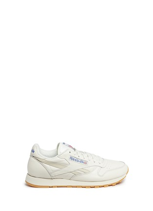 Main View - Click To Enlarge - Reebok - 'Classic Leather Vintage' sneakers
