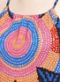 Detail View - Click To Enlarge - Mara Hoffman - 'Starbasket' print cover-up mini dress
