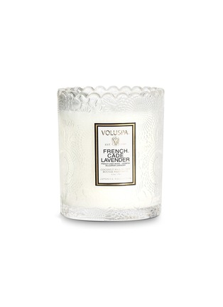 Main View - Click To Enlarge - VOLUSPA - Japonica French Cade & Lavender scented candle 176g