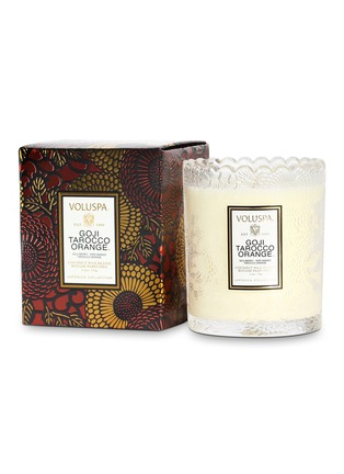 - VOLUSPA - Japonica Goji & Tarocco Orange scented candle 176g
