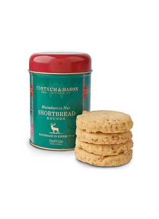 Main View - Click To Enlarge - FORTNUM & MASON - Macadamia nut shortbread tin