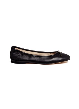 83abd88800111 Sam Edelman Felicia  leather ballet flats