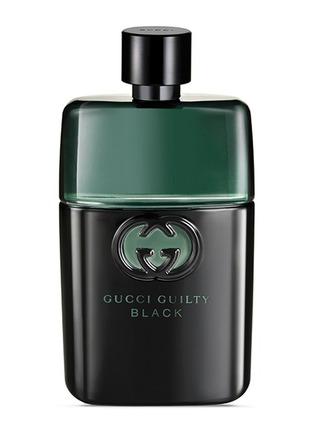 Main View - Click To Enlarge - Gucci - Gucci Guilty Black Pour Homme Eau de Toilette Spray 90ml