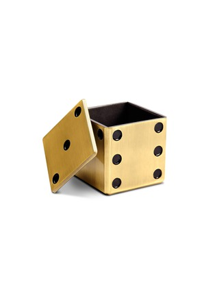 Detail View - Click To Enlarge - L'OBJET - Dice decorative box