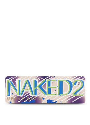 - Urban Decay - Trick Out Your Naked - Naked2 Eyeshadow Palette