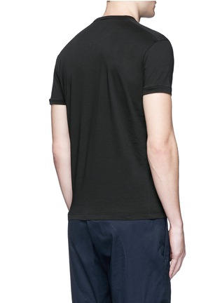 Back View - Click To Enlarge - Dsquared2 - Skull print T-shirt