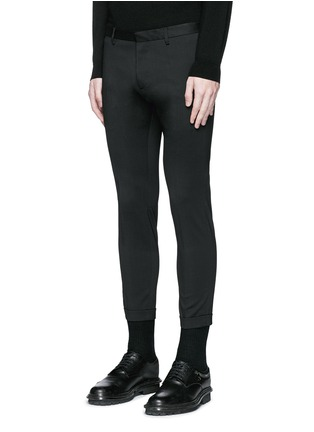 Front View - Click To Enlarge - Dsquared2 - Skinny fit cropped pants
