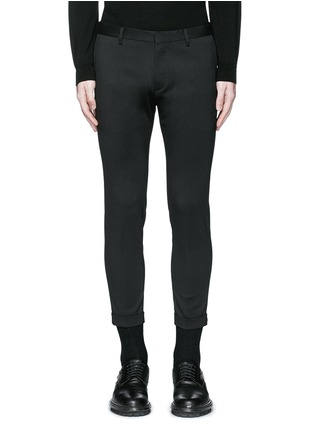 Main View - Click To Enlarge - Dsquared2 - Skinny fit cropped pants