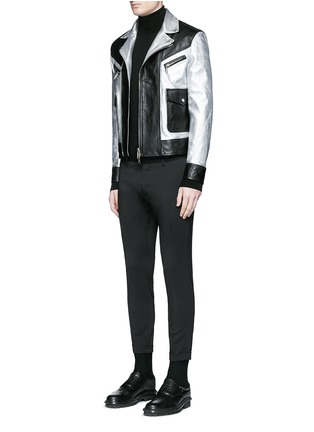 Figure View - Click To Enlarge - Dsquared2 - Skinny fit cropped pants