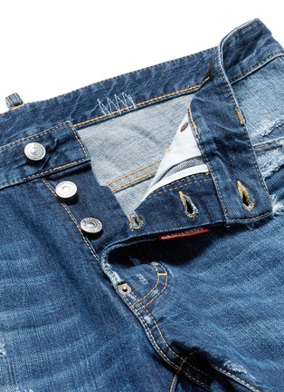 - Dsquared2 - 'Cool Guy' rip and repair jeans