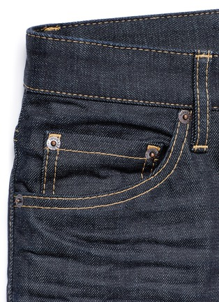 - 71465 - 'Slim' rolled cuff jeans