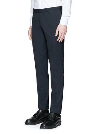 Detail View - Click To Enlarge - Dsquared2 - 'Paris' stretch wool suit