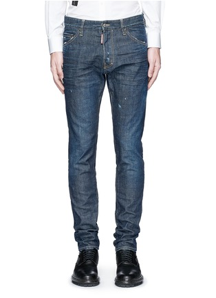 Detail View - Click To Enlarge - 71465 - 'Cool Guy' slim fit jeans