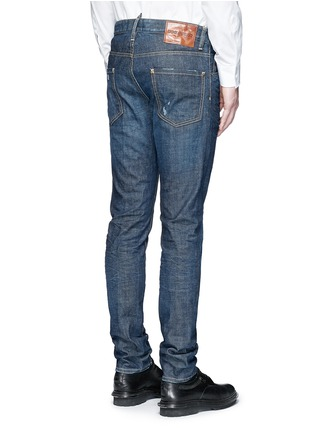 Back View - Click To Enlarge - 71465 - 'Cool Guy' slim fit jeans