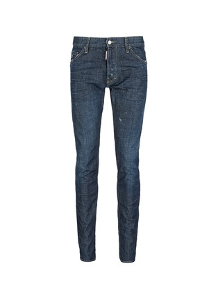 Main View - Click To Enlarge - 71465 - 'Cool Guy' slim fit jeans