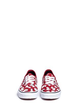 Figure View - Click To Enlarge - Vans - x Disney 'Authentic' 101 Dalmatians print canvas kids sneakers
