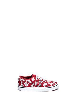 Main View - Click To Enlarge - Vans - x Disney 'Authentic' 101 Dalmatians print canvas toddler sneakers