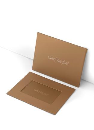 Front View - Click To Enlarge - LANE CRAWFORD - Lane Crawford Gift Card
