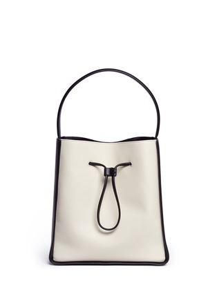 Main View - Click To Enlarge - 3.1 Phillip Lim - 'Soleil' large leather drawstring bucket bag