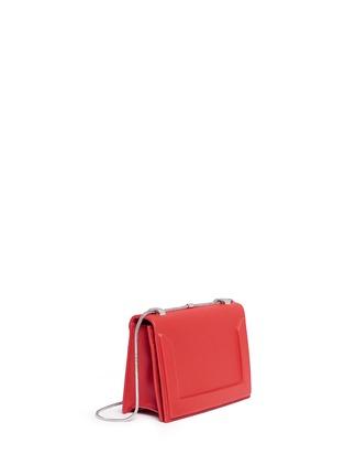 Front View - Click To Enlarge - 3.1 Phillip Lim - 'Soleil' mini chain leather shoulder bag