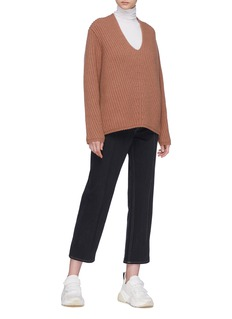 Acne Studios 'Deborah' lambswool V-neck sweater