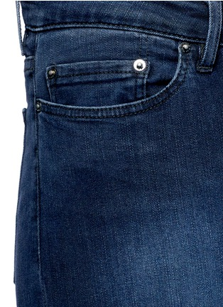 Detail View - Click To Enlarge - Acne Studios - 'Skin 5' slim fit jeans